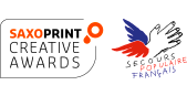 Logo SAXOPRINT Creative Awards